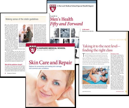 Special Health Reports Harvard Health